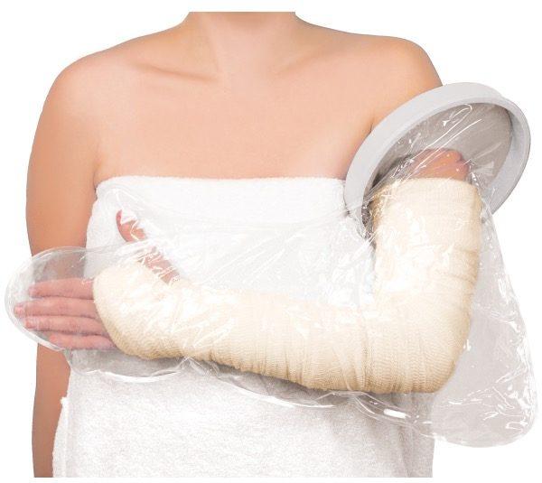 Gipshoes arm heel