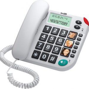 Vaste telefoon met grote toetsen