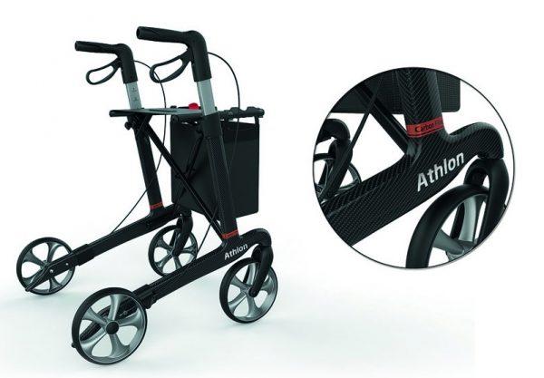 Rollator Athlon Carbon Lichtgewicht