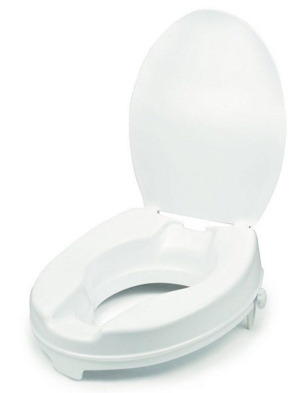 Toiletverhoger Vitility 10cm met deksel