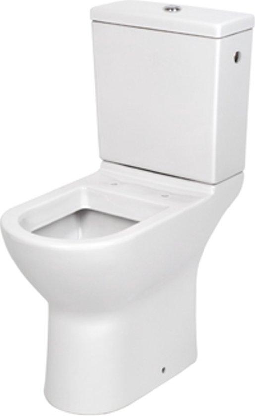 Plieger verhoogd toilet