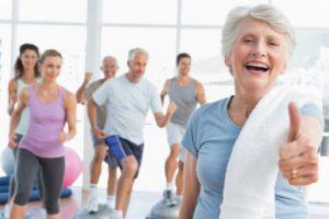 Fit en gezond blijven